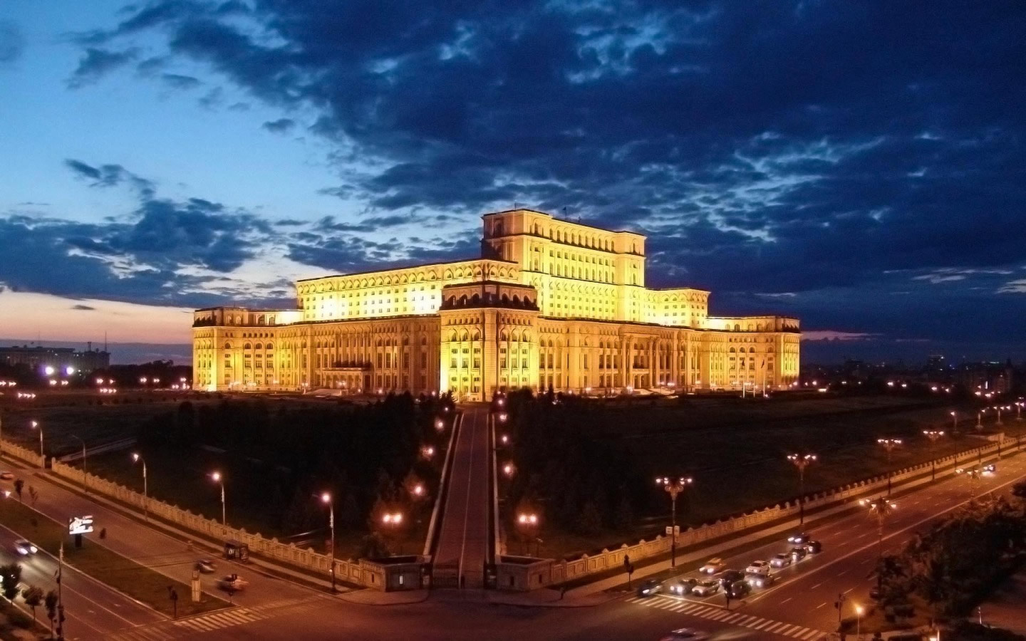 Parliament House Or People S House Welcome To Bucharest By