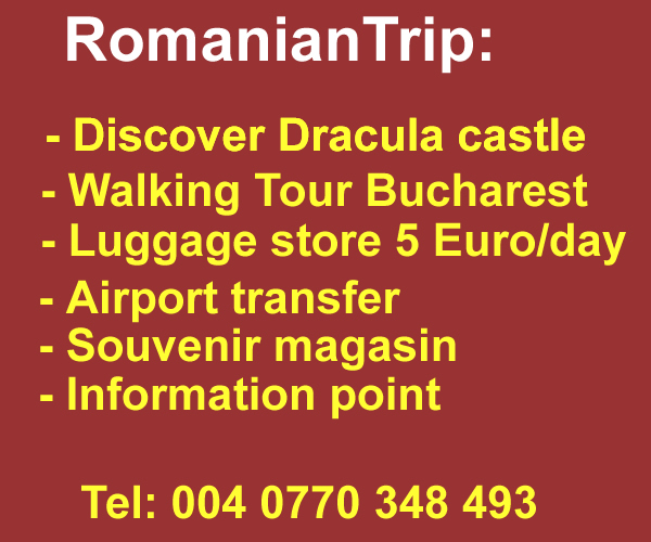 Discover Bucharest with RomanianTrip