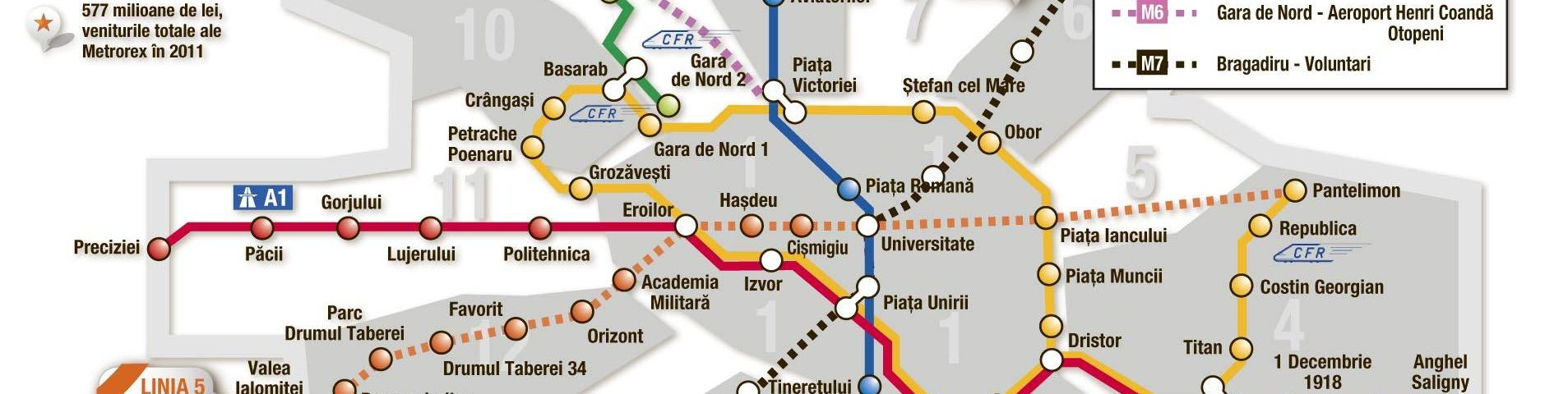 Bucharest Subway Map.Map And Price Subway Bucharest Romania Welcome To Bucharest By